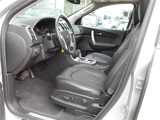 2011 GMC Acadia SLT (Stk: U10243A) in Woodbridge - Image 12 of 31