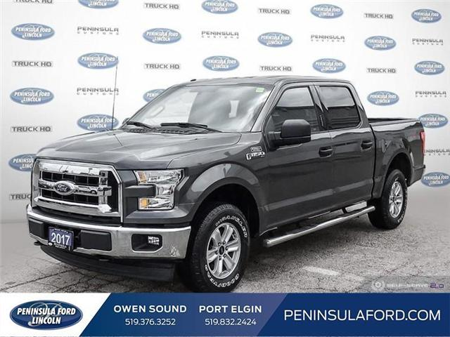 2017 Ford F-150 XLT (Stk: 1787) in Owen Sound - Image 1 of 25