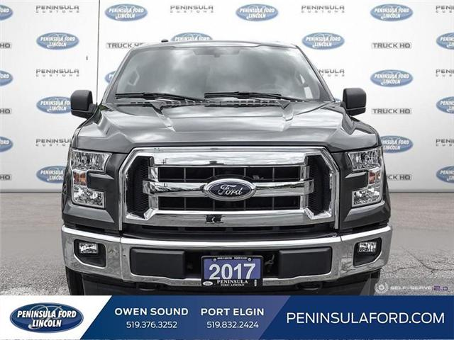 2017 Ford F-150 XLT (Stk: 1787) in Owen Sound - Image 2 of 25