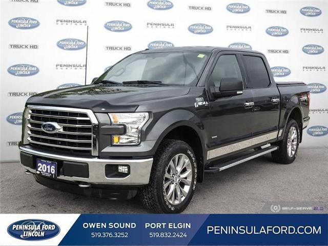 2016 Ford F-150 XLT (Stk: 18FE375A) in Owen Sound - Image 1 of 23