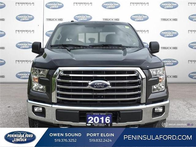 2016 Ford F-150 XLT (Stk: 18FE375A) in Owen Sound - Image 2 of 23