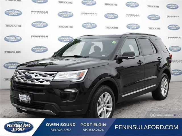 2019 Ford Explorer XLT (Stk: 1796) in Owen Sound - Image 1 of 24