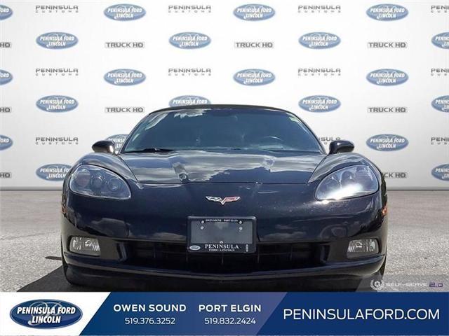 2005 Chevrolet Corvette Base (Stk: 1800) in Owen Sound - Image 2 of 25