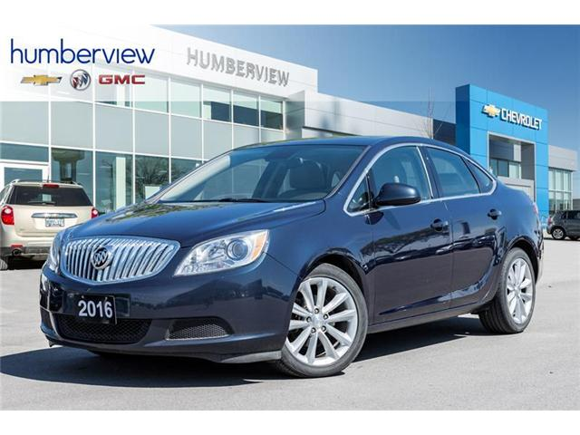 2016 Buick Verano Base (Stk: 19EQ227A) in Toronto - Image 1 of 19