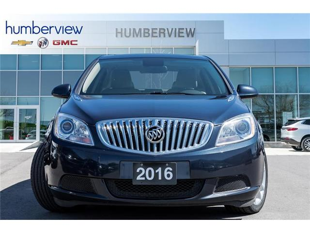 2016 Buick Verano Base (Stk: 19EQ227A) in Toronto - Image 2 of 19