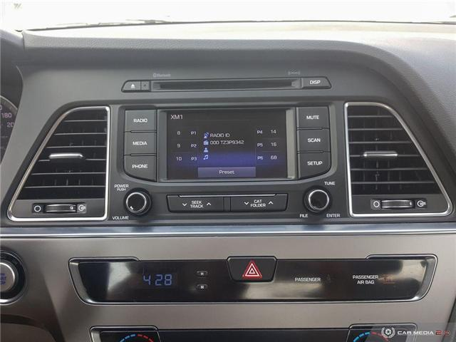 2015 Hyundai Sonata GL (Stk: G0177) in Abbotsford - Image 19 of 25