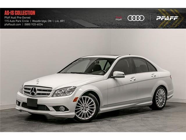 2010 Mercedes-Benz C-Class Base (Stk: T16564A) in Woodbridge - Image 1 of 20