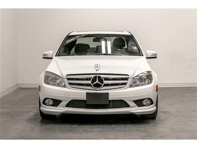 2010 Mercedes-Benz C-Class Base (Stk: T16564A) in Woodbridge - Image 2 of 20