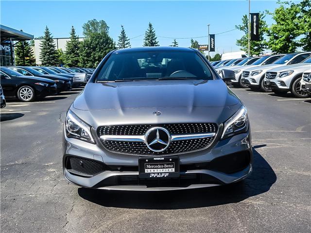 2018 Mercedes-Benz CLA 250 Base (Stk: 39035A) in Kitchener - Image 2 of 25