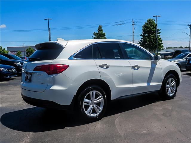 2014 Acura RDX Base (Stk: 39094A) in Kitchener - Image 5 of 26