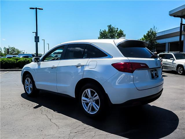 2014 Acura RDX Base (Stk: 39094A) in Kitchener - Image 7 of 26
