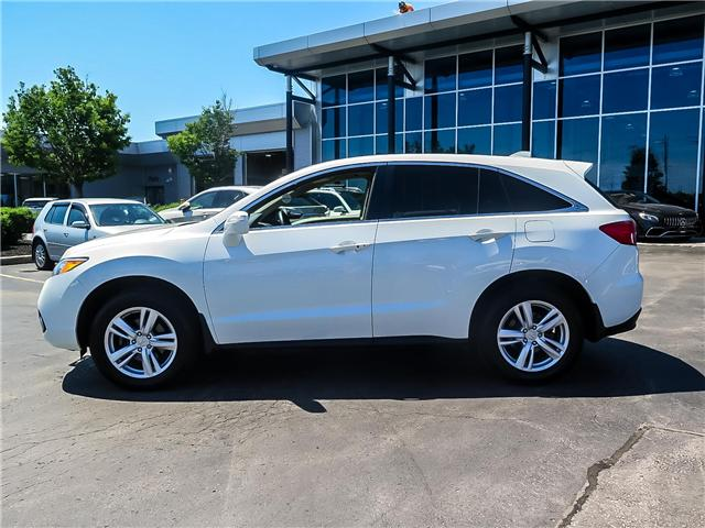 2014 Acura RDX Base (Stk: 39094A) in Kitchener - Image 8 of 26