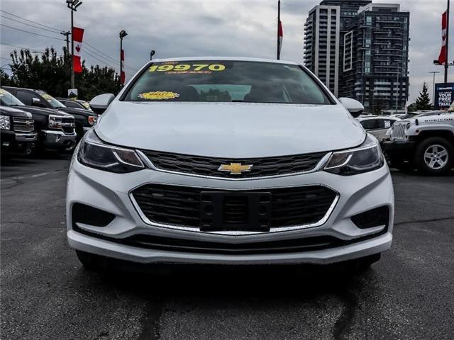2018 Chevrolet Cruze LT Auto (Stk: 5744K) in Burlington - Image 2 of 24