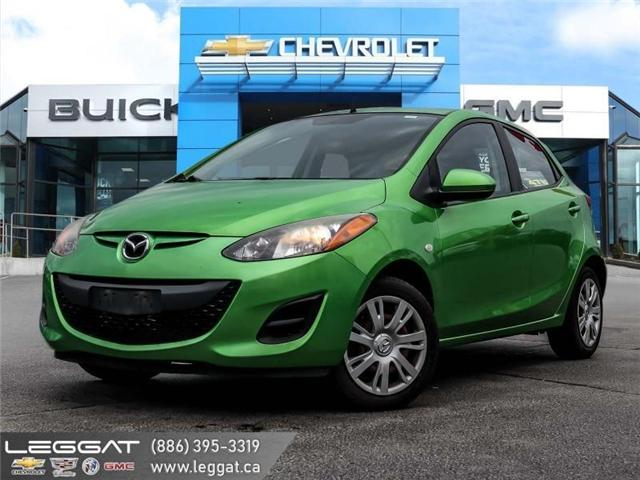 2011 Mazda Mazda2  (Stk: 91253A) in Burlington - Image 1 of 18