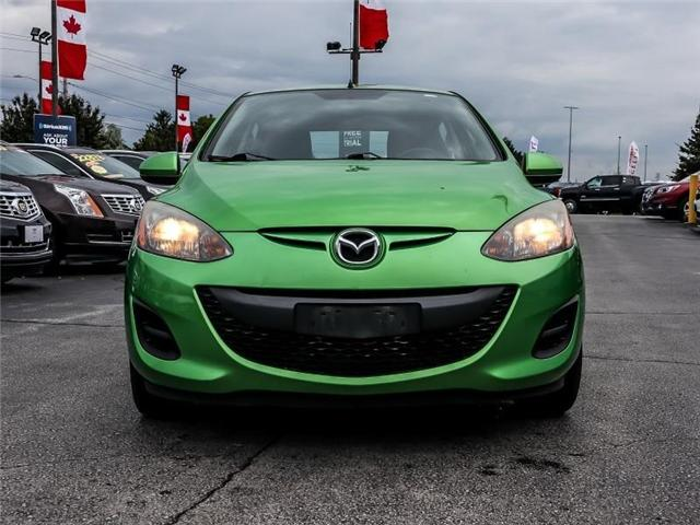 2011 Mazda Mazda2  (Stk: 91253A) in Burlington - Image 2 of 18