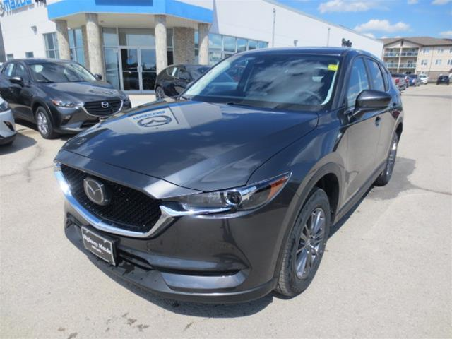 2019 Mazda CX-5 GS (Stk: M19027) in Steinbach - Image 1 of 22