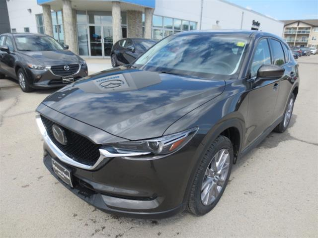 2019 Mazda CX-5 GT w/Turbo (Stk: M19037) in Steinbach - Image 1 of 22