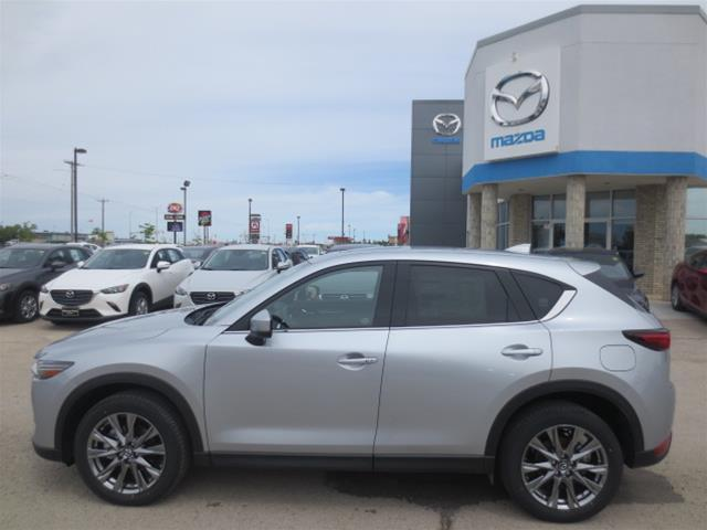 2019 Mazda CX-5 Signature (Stk: M19038) in Steinbach - Image 6 of 22