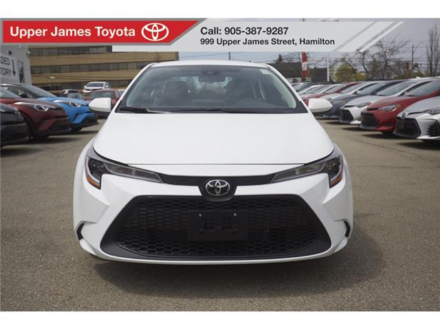 2020 Toyota Corolla LE (Stk: 200072) in Hamilton - Image 3 of 16