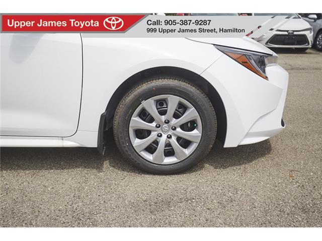 2020 Toyota Corolla LE (Stk: 200072) in Hamilton - Image 4 of 16
