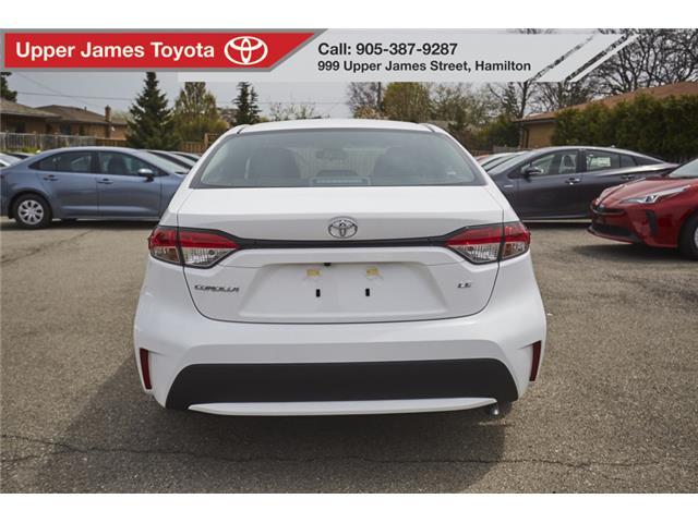 2020 Toyota Corolla LE (Stk: 200072) in Hamilton - Image 6 of 16
