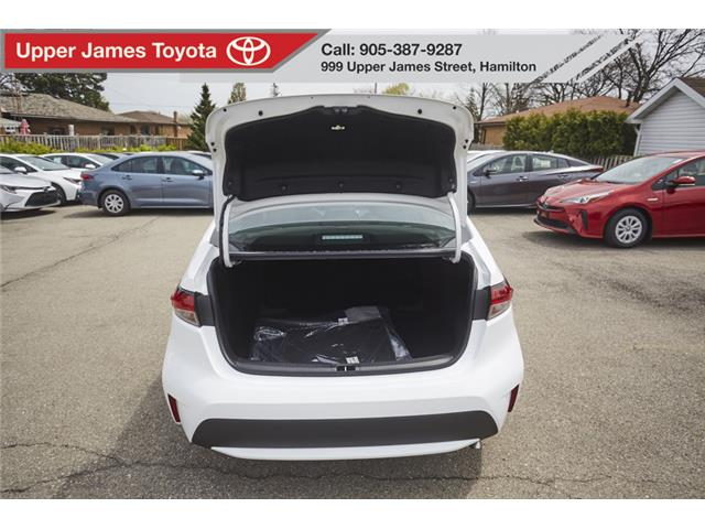 2020 Toyota Corolla LE (Stk: 200072) in Hamilton - Image 7 of 16