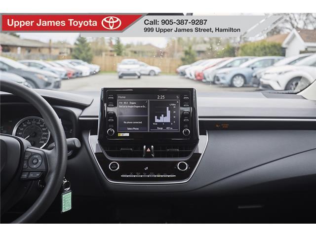 2020 Toyota Corolla LE (Stk: 200072) in Hamilton - Image 11 of 16