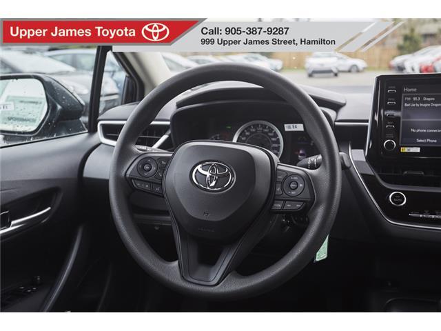 2020 Toyota Corolla LE (Stk: 200072) in Hamilton - Image 13 of 16