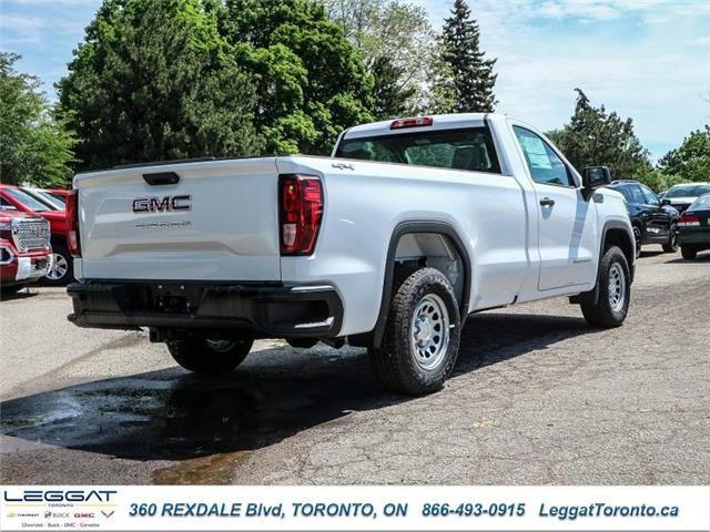 2019 GMC Sierra 1500 Base (Stk: 186987) in Etobicoke - Image 5 of 16
