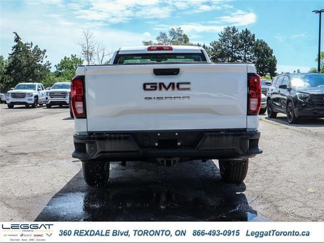 2019 GMC Sierra 1500 Base (Stk: 186987) in Etobicoke - Image 6 of 16