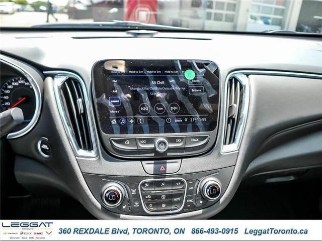 2019 Chevrolet Malibu LT (Stk: 222758) in Etobicoke - Image 21 of 22