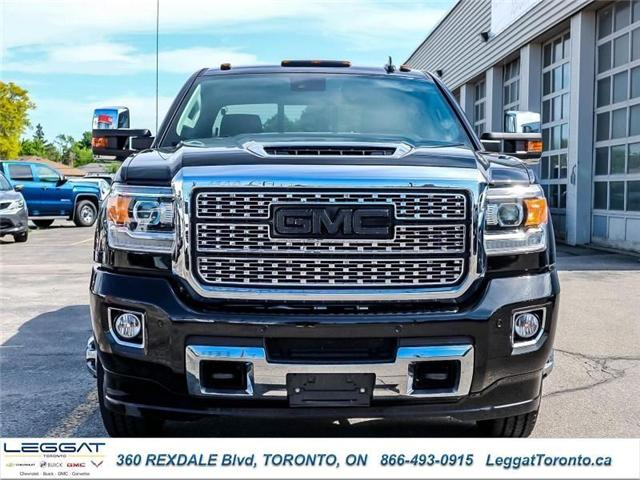 2018 GMC Sierra 3500HD Denali (Stk: T11590) in Etobicoke - Image 2 of 29