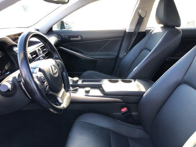 2016 Lexus IS 300 Base (Stk: PL18061) in Kingston - Image 10 of 24