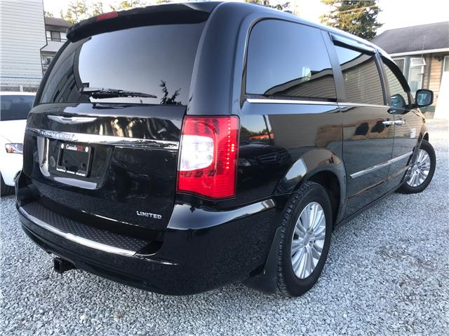 2013 Chrysler Town & Country Limited (Stk: 700627) in Abbotsford - Image 4 of 24
