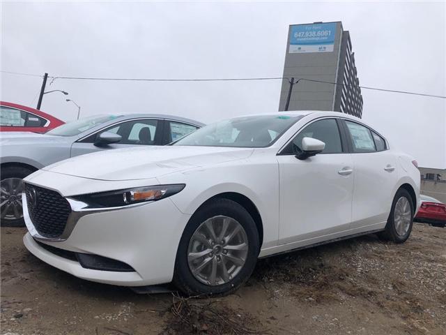 2019 Mazda Mazda3 GS (Stk: 81638) in Toronto - Image 1 of 3