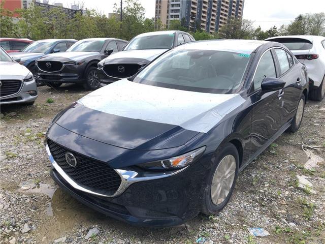 2019 Mazda Mazda3 GS (Stk: 81632) in Toronto - Image 1 of 5