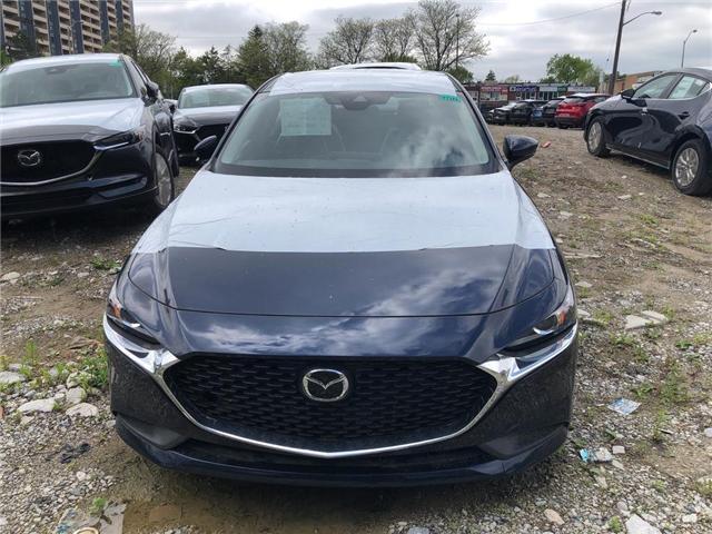 2019 Mazda Mazda3 GS (Stk: 81632) in Toronto - Image 2 of 5