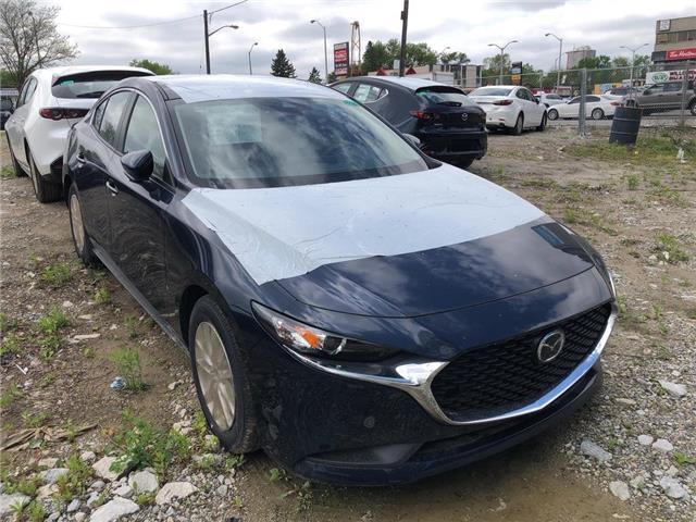 2019 Mazda Mazda3 GS (Stk: 81632) in Toronto - Image 3 of 5