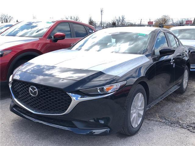 2019 Mazda Mazda3 GS (Stk: 81629) in Toronto - Image 1 of 5