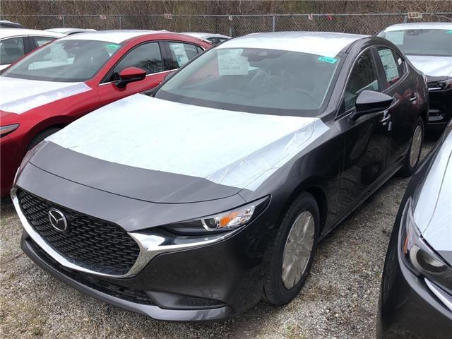2019 Mazda Mazda3 GS (Stk: 81718) in Toronto - Image 1 of 5