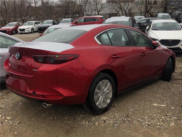 2019 Mazda Mazda3 GS (Stk: 81630) in Toronto - Image 4 of 4