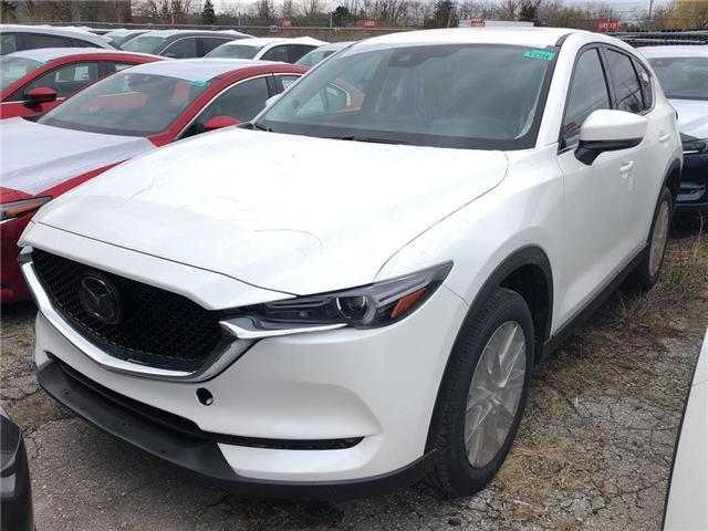 2019 Mazda CX-5 GT w/Turbo (Stk: 81777) in Toronto - Image 1 of 5