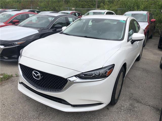 2019 Mazda MAZDA6 GS (Stk: 81833) in Toronto - Image 1 of 5