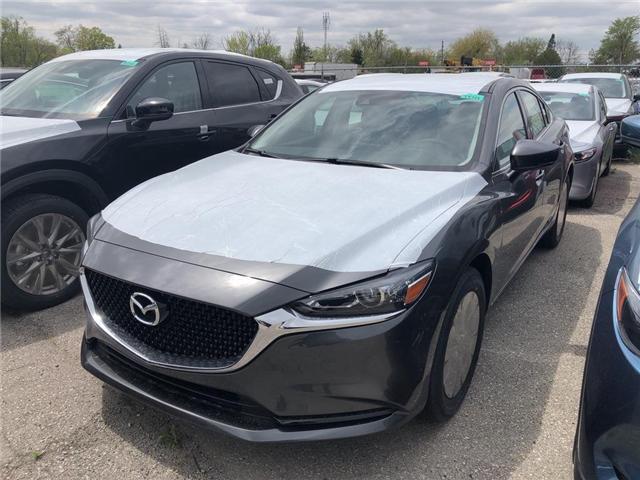 2019 Mazda MAZDA6 GS (Stk: 81834) in Toronto - Image 1 of 5