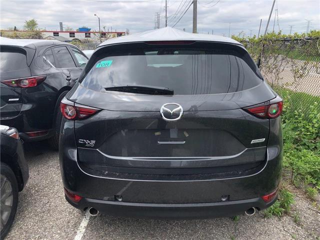 2019 Mazda CX-5 GT w/Turbo (Stk: 81814) in Toronto - Image 4 of 5