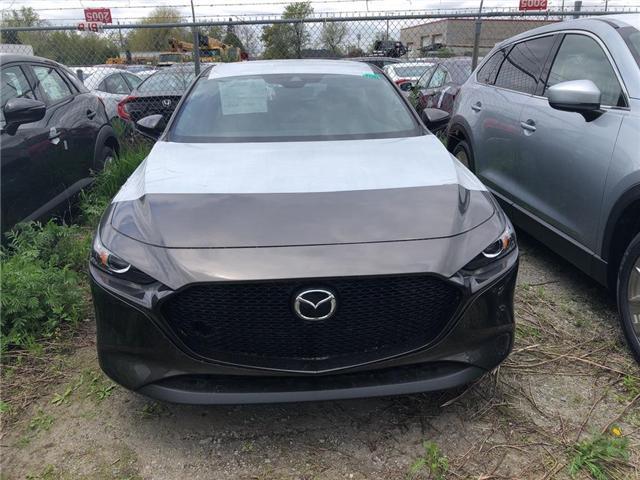 2019 Mazda Mazda3 Sport GS (Stk: 81828) in Toronto - Image 2 of 5