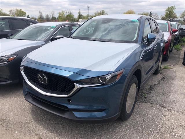 2019 Mazda CX-5 GS (Stk: 81838) in Toronto - Image 1 of 5