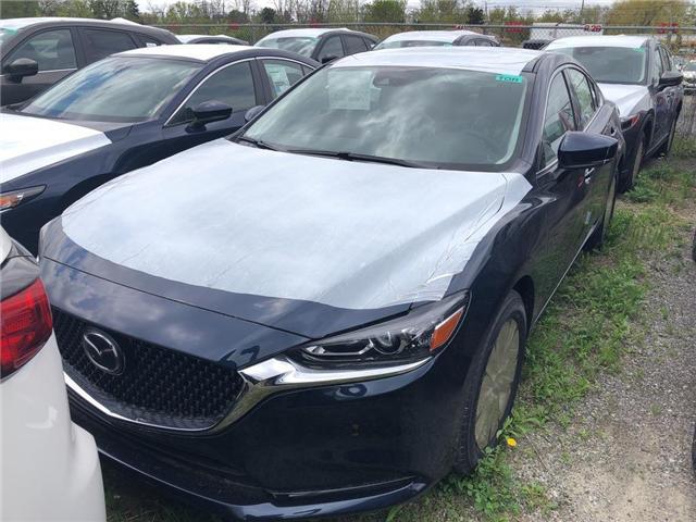 2019 Mazda MAZDA6 GS-L (Stk: 81851) in Toronto - Image 1 of 5