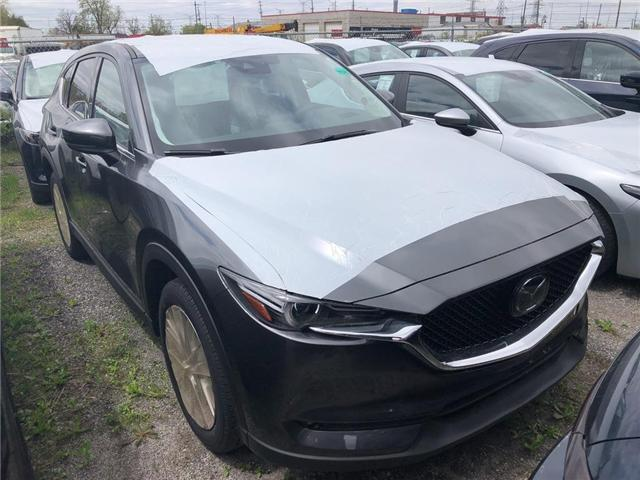 2019 Mazda CX-5 GT w/Turbo (Stk: 81841) in Toronto - Image 2 of 5