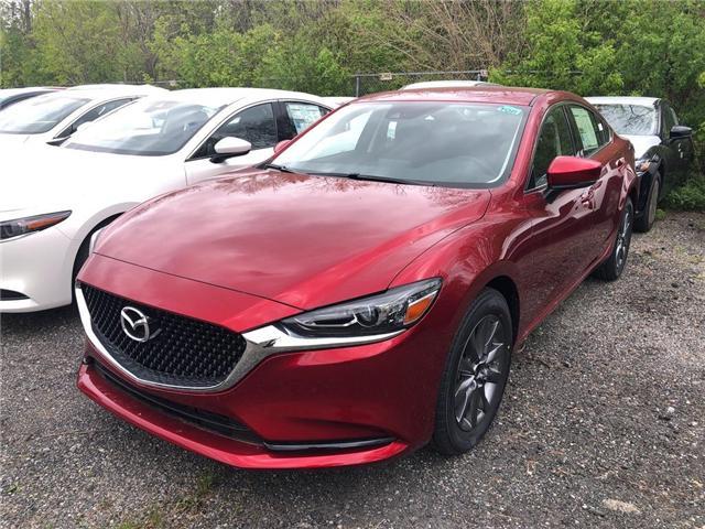 2019 Mazda MAZDA6 GS (Stk: 81850) in Toronto - Image 1 of 5